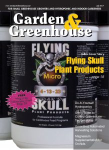 Flying Skull Plant Products Featured in Garden & Greenhouse Magazine