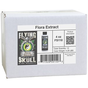 4 oz Flora Extract (Case of 12) (FS110-case)