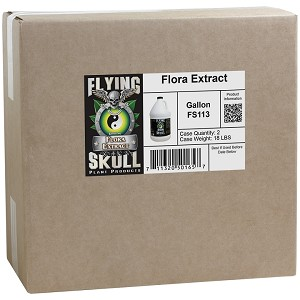 1 Gallon Flora Extract (Case of 2)