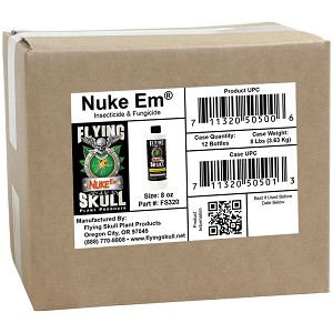 8 oz Nuke Em® (Case of 12) (Florida Label)