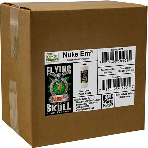 1 Quart Nuke Em® (Case of 6) (Florida Label)